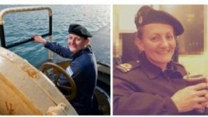 Falleció el hermano de la submarinista Eliana Krawczyk
