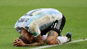 La Selección Argentina quedó eliminada del Mundial en los octavos de final