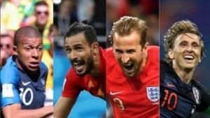 Las semifinales del Mundial 2018: día, hora y sede