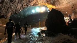 Se reanudó la operación en Tailandia y ya rescataron a 11 niños