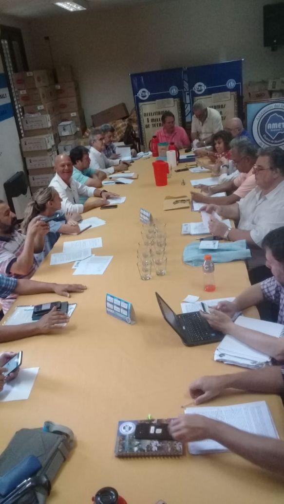 AMET rechazó la propuesta salarial de Nación y se declaró en estado de asamblea permanente