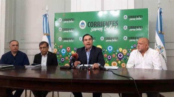 Provincia busca reducir circulación vehicular entre Chaco y Corrientes